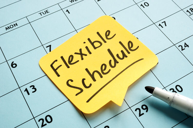C&M -- Flexible Schedule-1